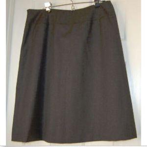 Talbots Career Skirt Italian 100% wool